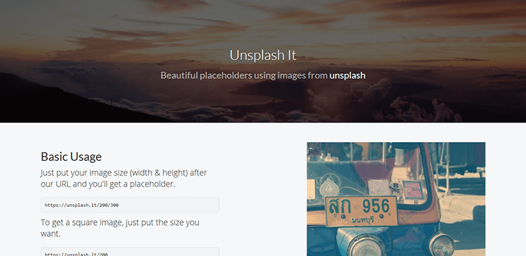 Top-10-Image-Placeholder-Services---unsplash_it