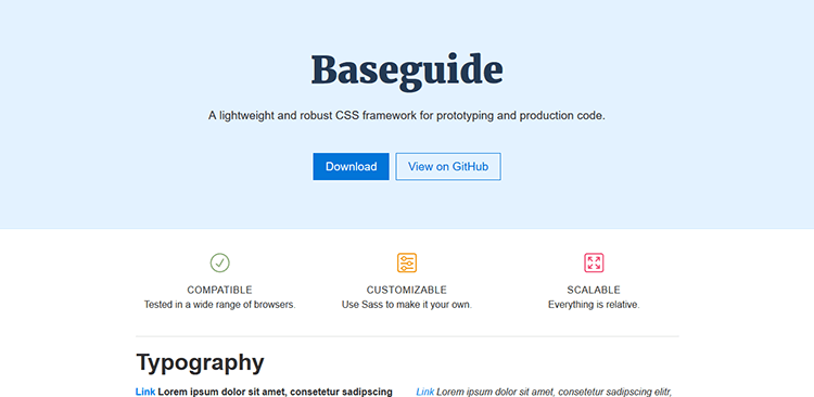 Responsive css framework archives ecology theme best responsive css framework baseguide malvernweather Image collections