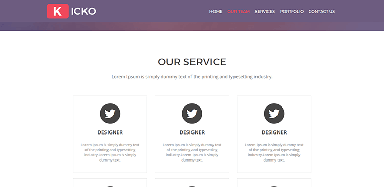 Kicko-–-Free-Agency-Web-Template---Services