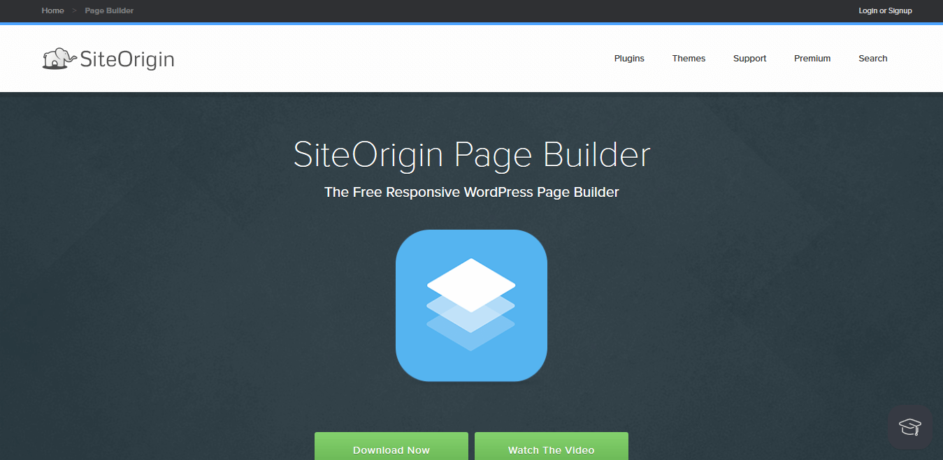 Best 5 WordPress Drag and Drop Page Builder Plugins - Page Builder By Site Origin
