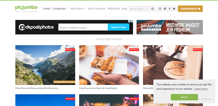 6/20+ Best Free Stock Photo Websites - Picjumbo