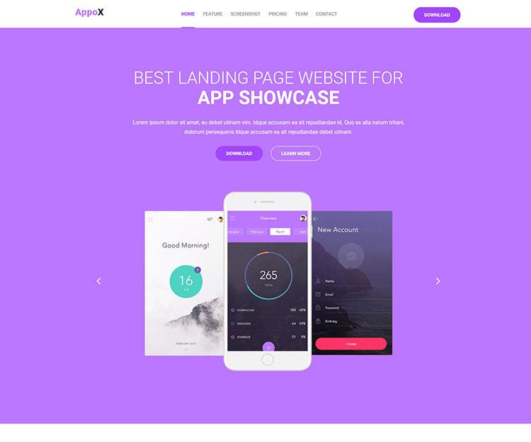 Appox-App-Landing-HTML-Template